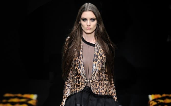 Roberto Cavalli Autumn/Winter 2012, FashionBite