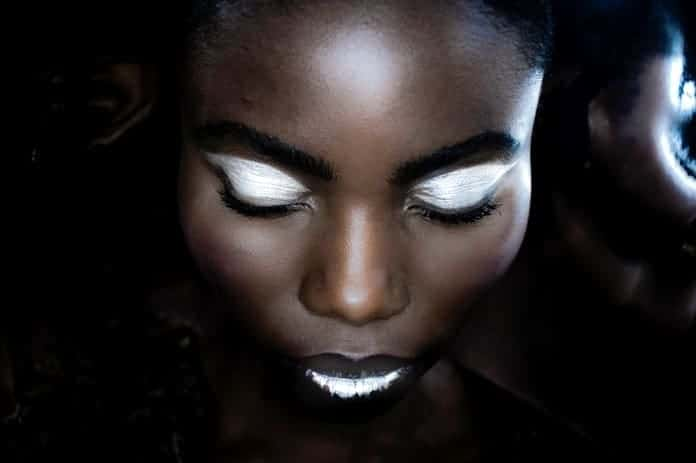 New Season Beauty, Cool metallics, FashionBite Exclusive shoot