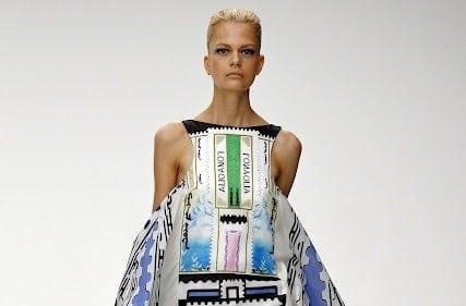 Mary Katrantzou, SS13, FashionBite, 2