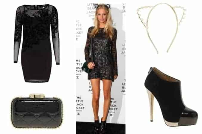 GET THE LOOK: Poppy Delvigne's Feline Style! FashionBite