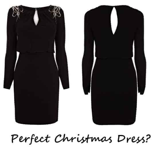 Perfect Christmas dress, Karren Millen, FashionBite