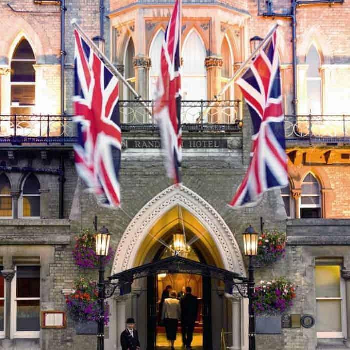 MACDONALD RANDOLPH Hotel in Oxford