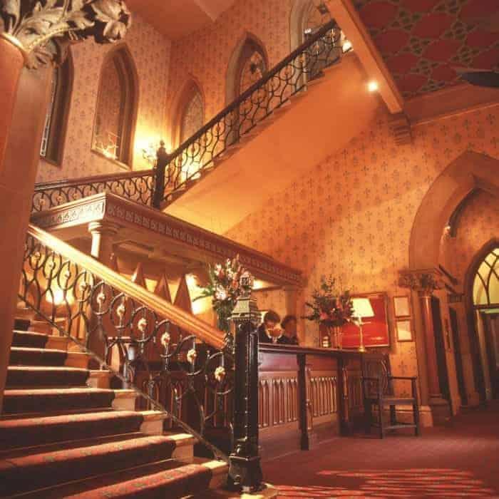 The Macdonald Randolph Oxford - Staircase