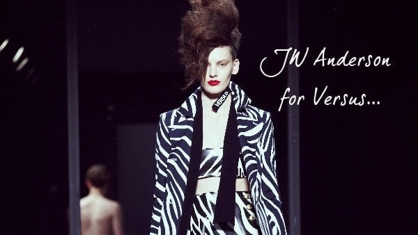 Versus Versace x J.W. Anderson Capsule Collection