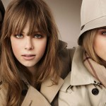 Edie Campbell Joins Burberry for New Beauty Campaign