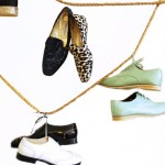 NEW SEASON: 'Boy-Girl Style Brogues & Flats' (EXCLUSIVE)