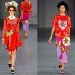 Louise Gray and Mary Katrantzou awarded Fashion Forward sponsorship by the British Fashion Council