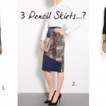 3 Pencil Skirts To Invest In Now