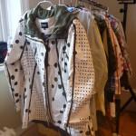 Christopher Raeburn parachute jackets