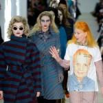 Vivienne Westwood at London Fashion Week
