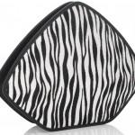 WIN: Stunning Feather M Zebra Clutch (Worth £570)