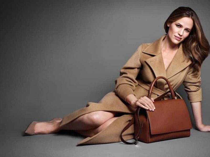 Jennifer Garner in new Max Mara AW13 campaign