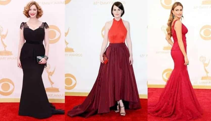 Emmy awards 2013, FashionBite