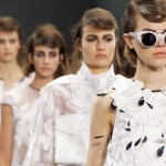Monochrome At Erdem For Spring Summer '14