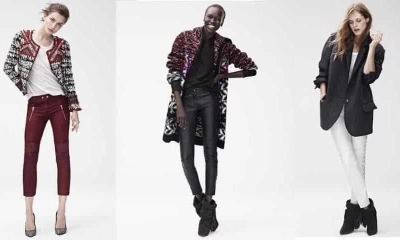 Isabel Marant for H&M, FashionBite