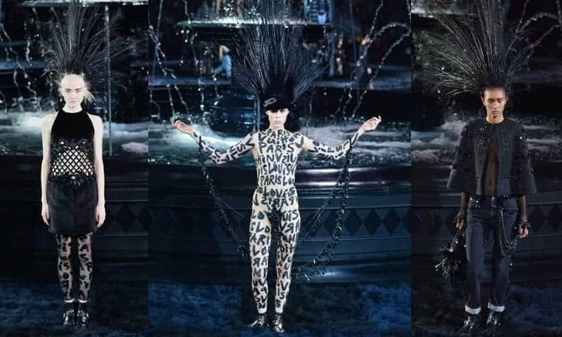 Louis Vuitton SS14, FashionBite