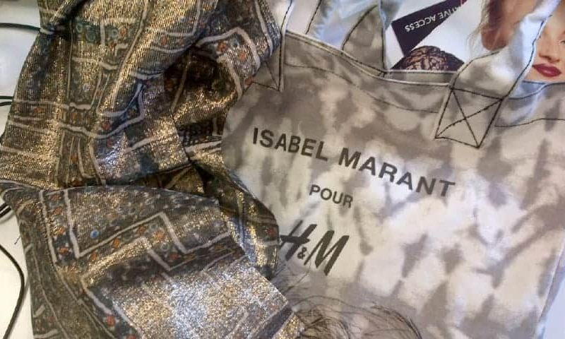 Isabel Marant for H&M a sell-out, FashionBite
