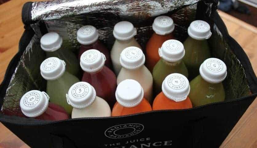 Radiance Juice Cleanse, FashionBite