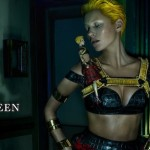 FIRST LOOK: Kate Moss In Her First Ever McQueen Campaign