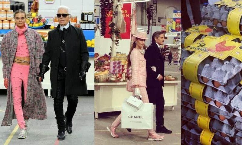 Chanel AW14 Paris Fashion Week, FashionBite