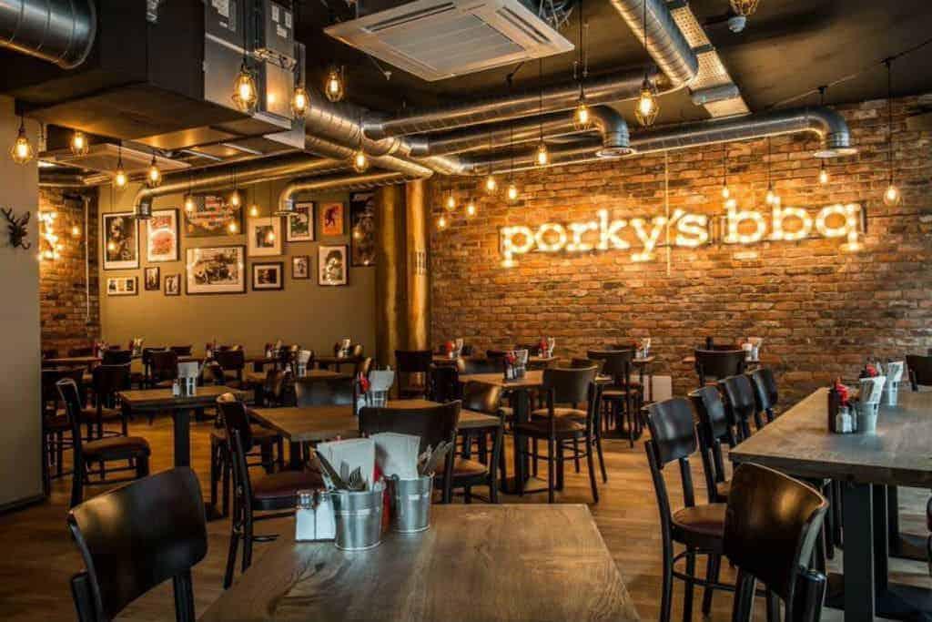 REVIEW: Porky's BBQ, Bankside