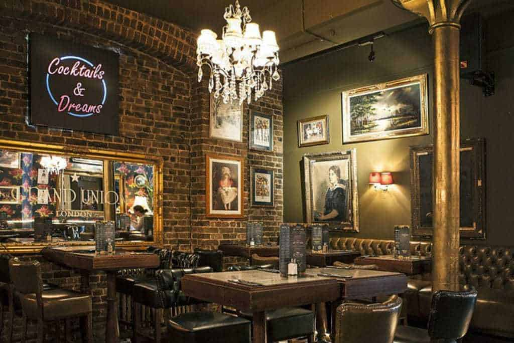 REVIEW: Grand Union, Farringdon