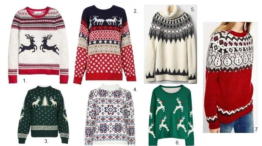 Ultimate Christmas Jumper Edit: 7 Under £60