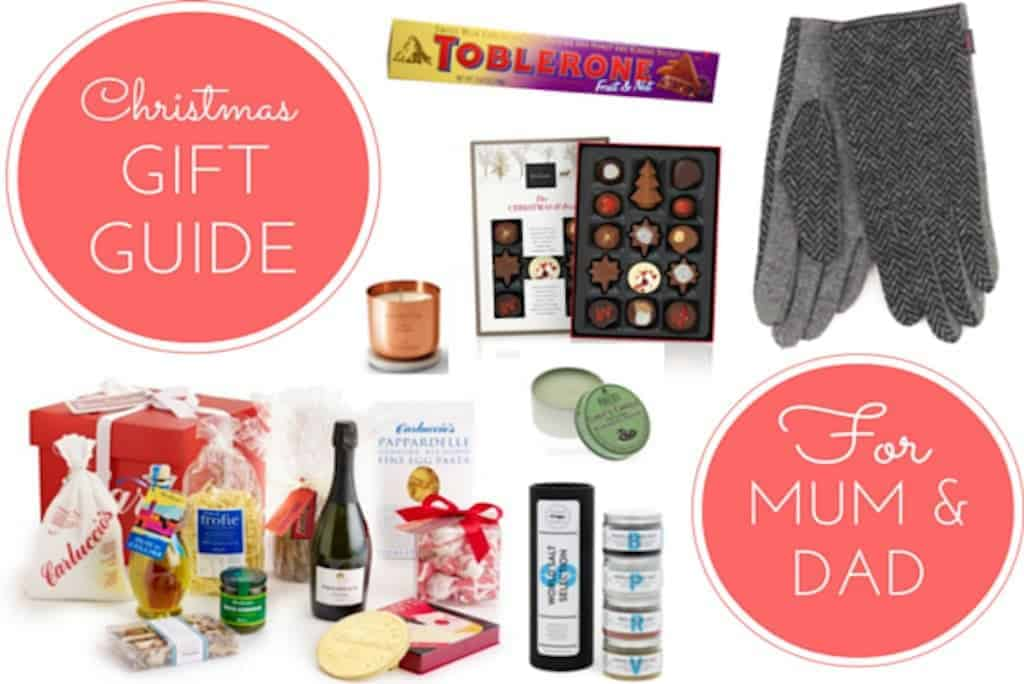 CHRISTMAS GIFT GUIDE: Mum's The Word
