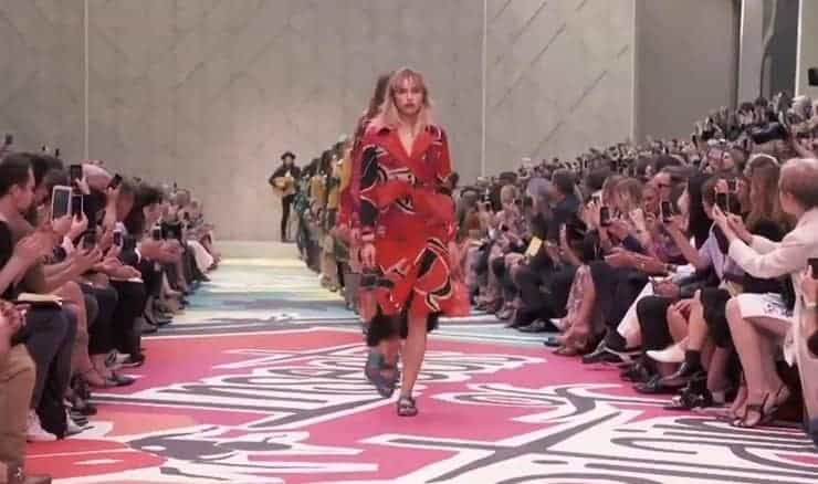 Watch London Fashion Week AW15 Live Stream