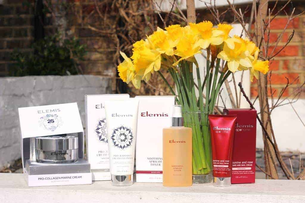 SPRING GIVEAWAY: New Elemis 2015 Products