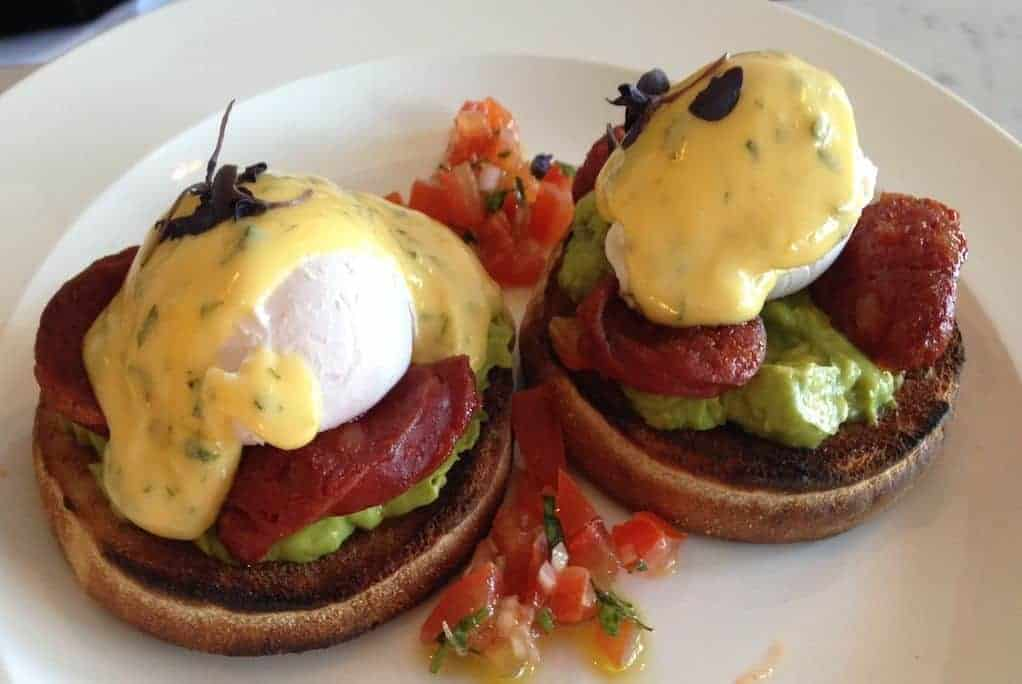 REVIEW: B&H Buildings Bottomless Brunch, Clerkenwell
