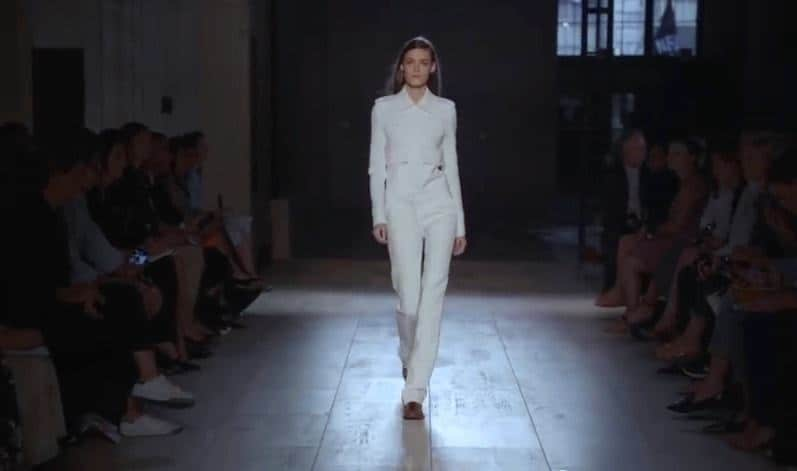 SS15 TREND: Head To Toe White