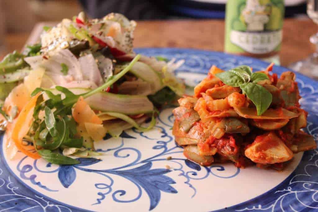 Review, IDDU- a local sicilian restaurant in South Kensington, FashionBite