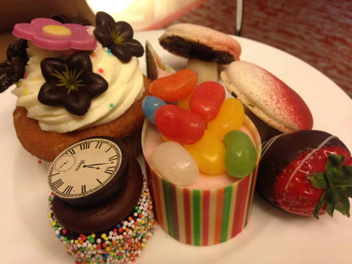REVIEW: Mad Hatter's Tea, The Athenaeum
