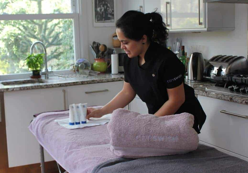 Dial Up A Home Massage? I Review City Swish