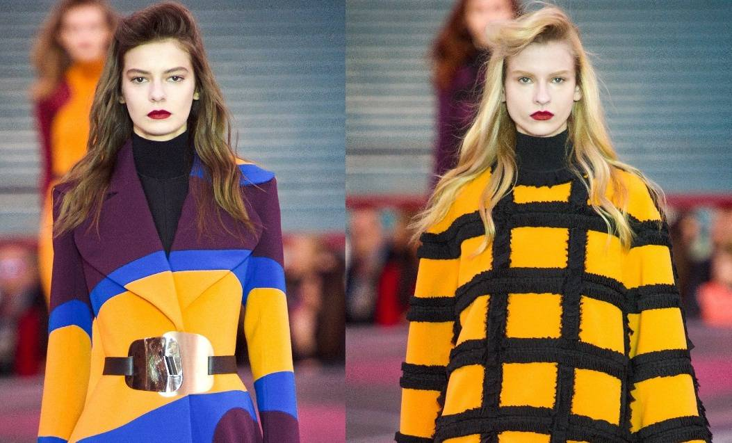 Style Yourself Happy This Autumn With Vivid Hues