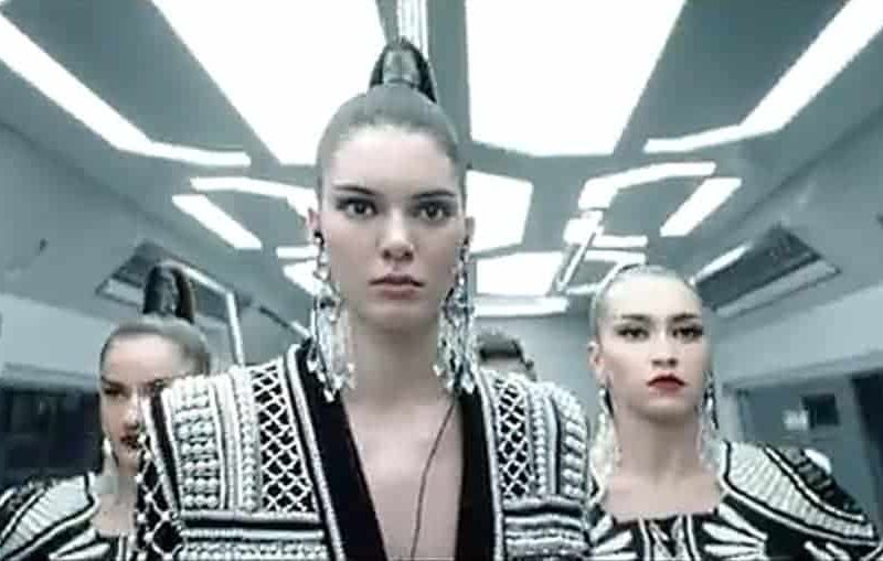 H and M x Balmain, new video starring Kendall Jenner, FashionBIte