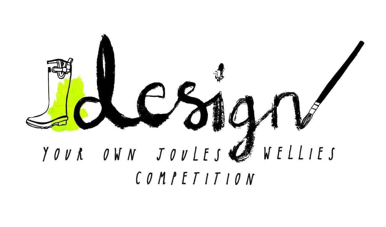 Joules Design a welly competition, FashionBite