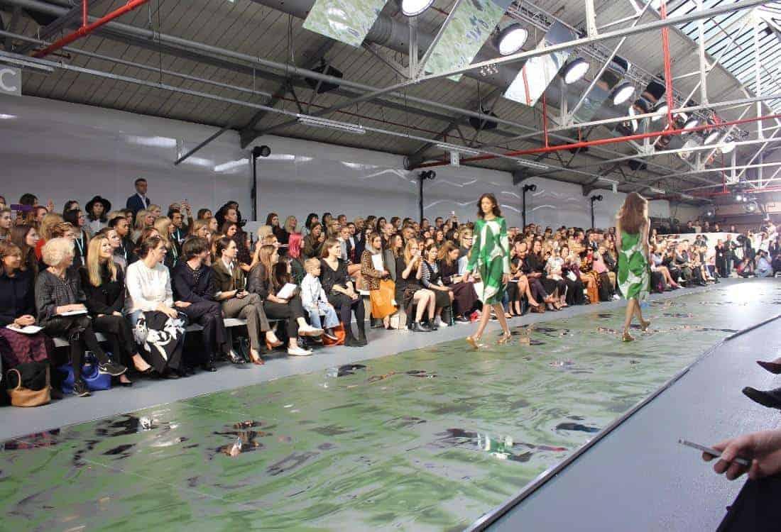 London Fashion Week's new Soho venue, SS16, FashionBite 2