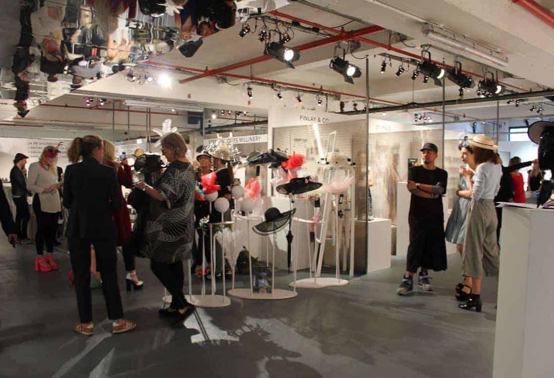 London Fashion Week's new Soho venue, SS16, FashionBite 3
