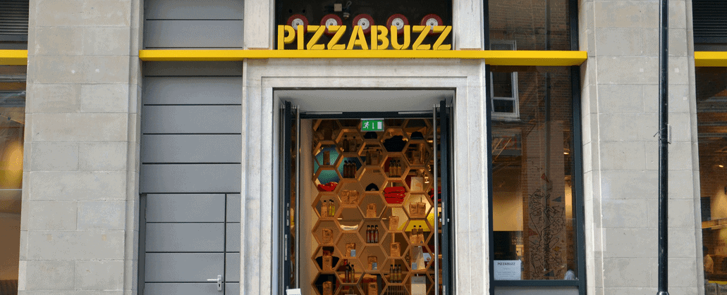 REVIEW: Pizzabuzz, Old Street