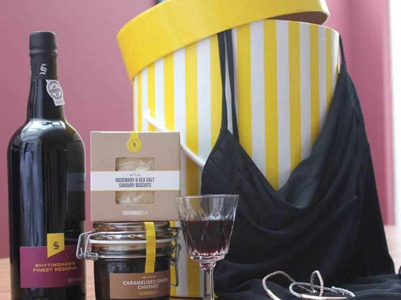 GIFT IDEAS: Selfridges Hat Box Food Hampers