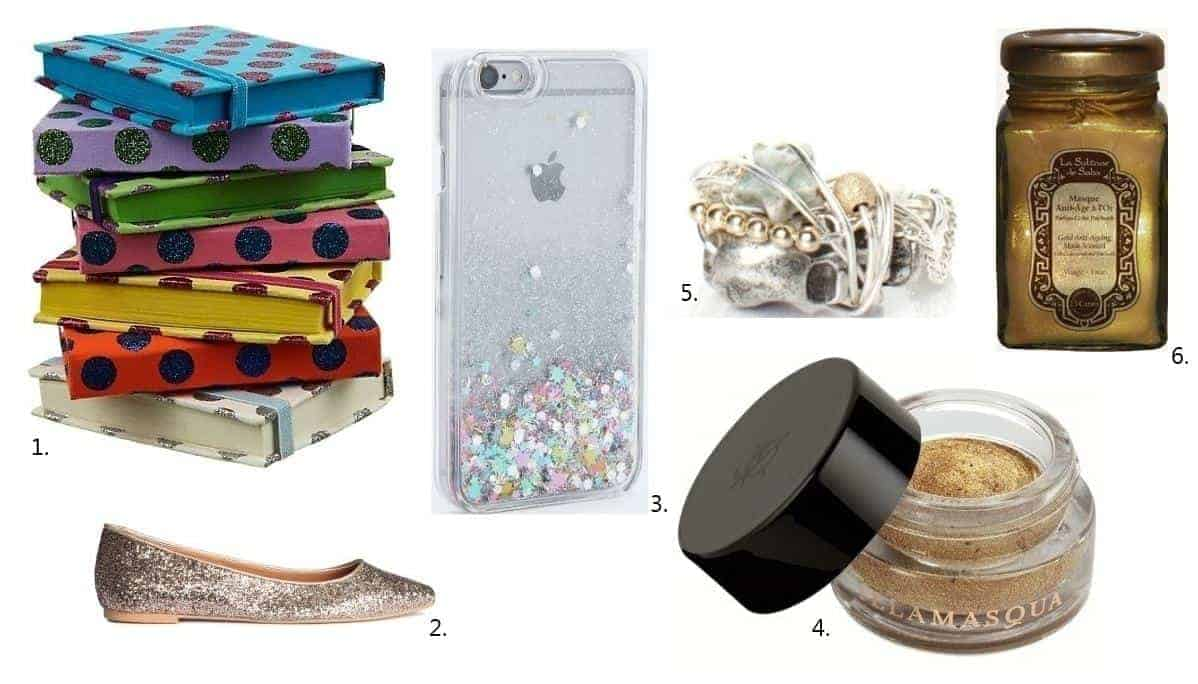 Christmas gift guide, all that glitters for under £100, FashionBite 2