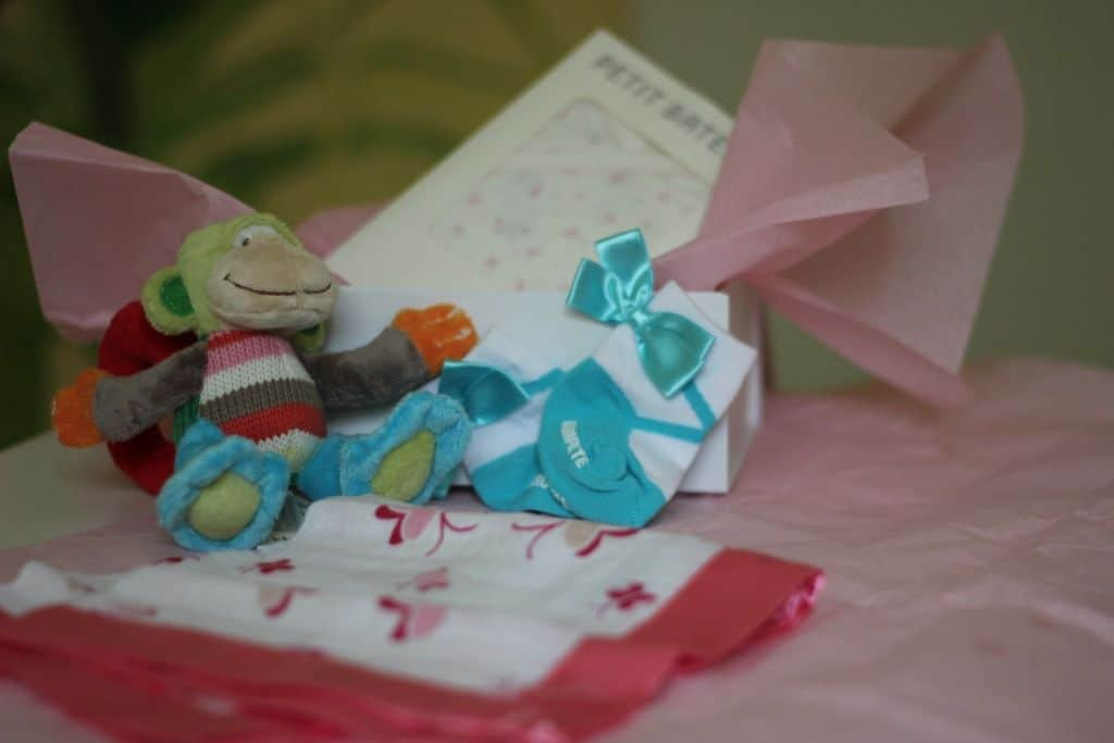 Gift ideas for newborns, FashionBite