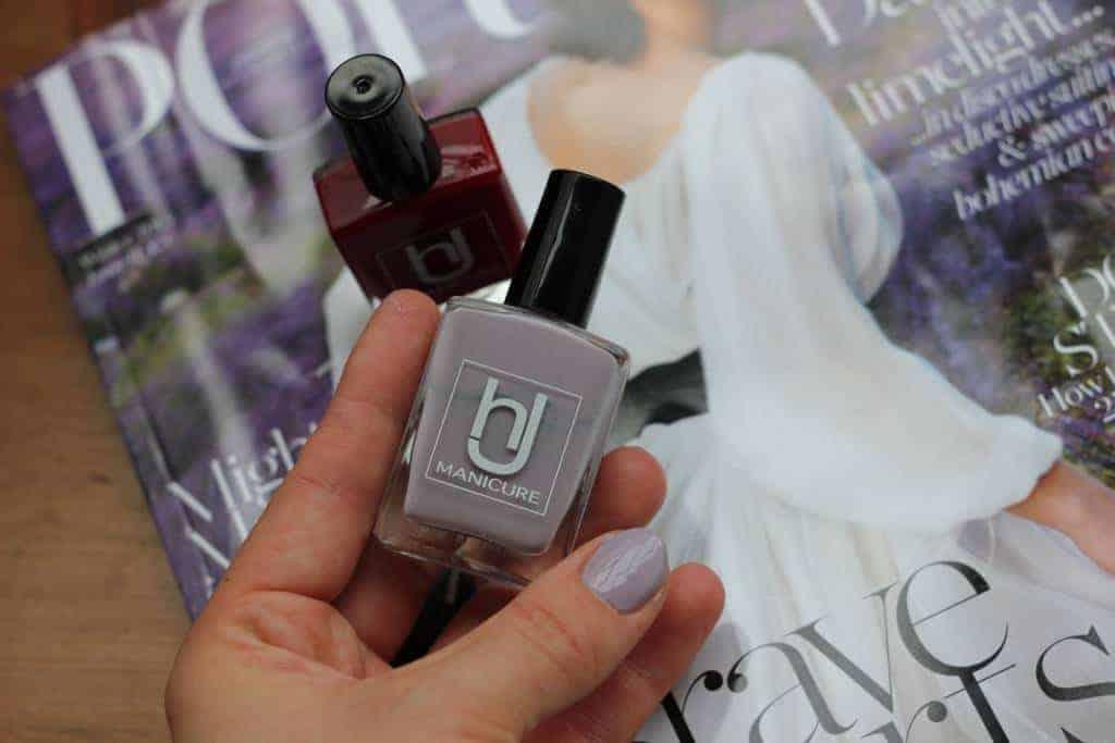 HJ Manicure's Toxin-Free Nail Polish, FashionBite
