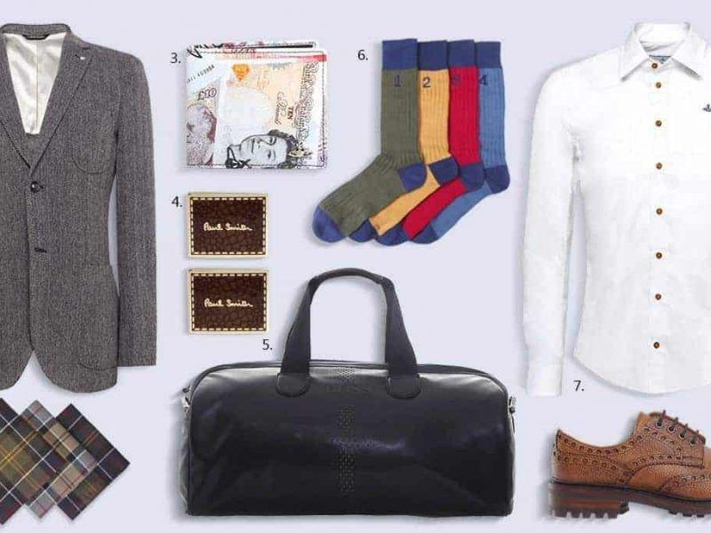 Last minute gift ideas for the modern gent, FashionBite