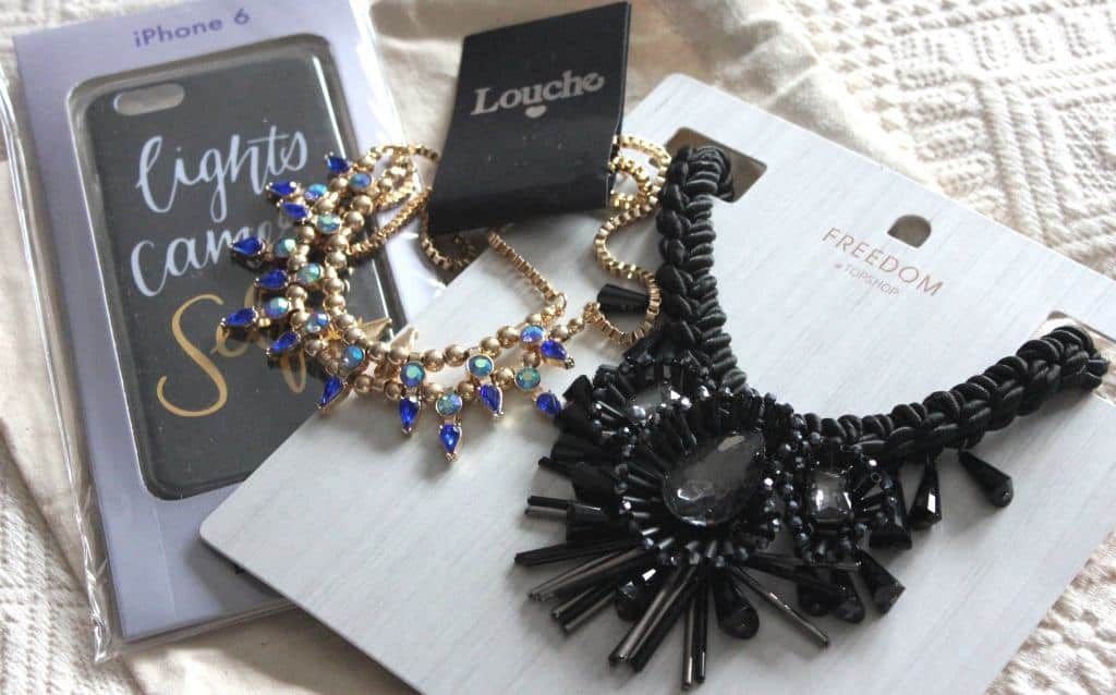 Christmas Giveaway, win your party dress necklace, FashionBite