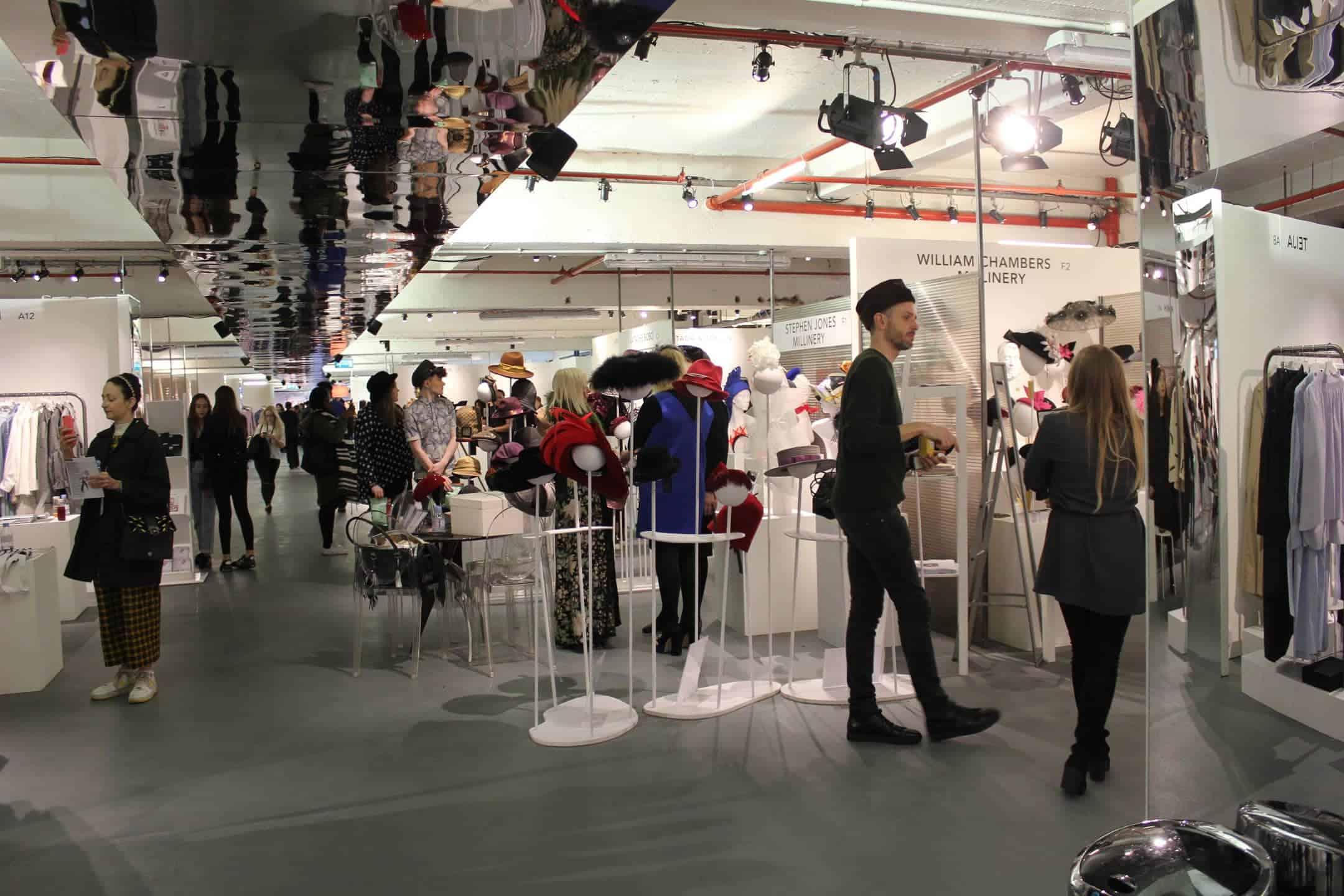 London Fashion Week showrooms AW16, FashionBite
