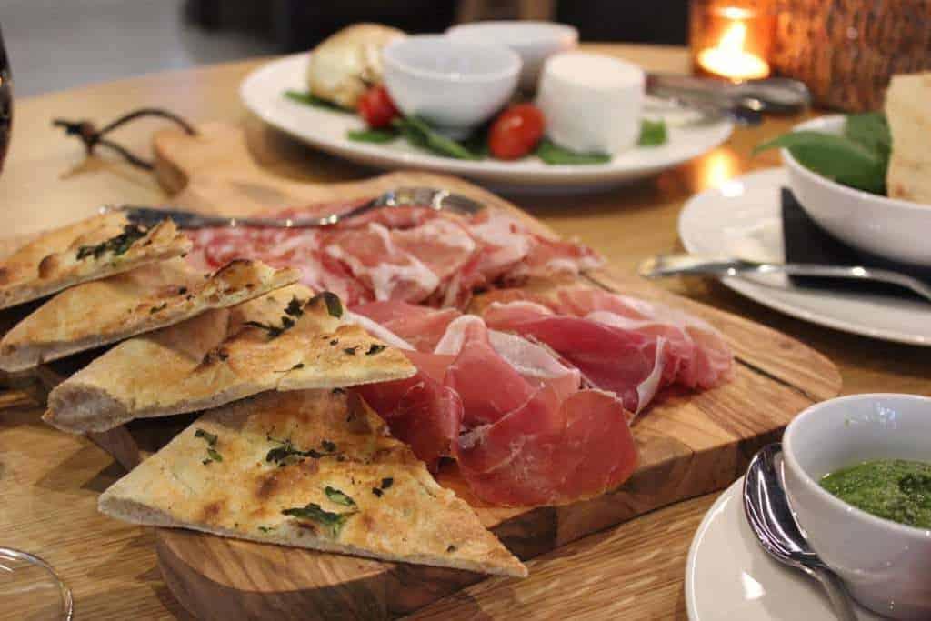 REVIEW: Obica Mozzarella Bar, St. Paul's