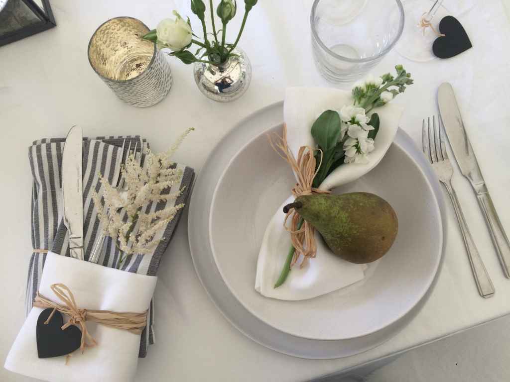 Summer entertaining with The White Company